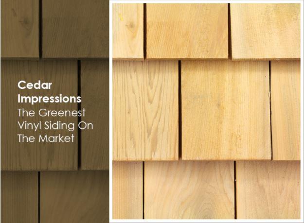 Cedar Impressions