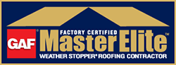 GAF Master Elite Certified Contractor