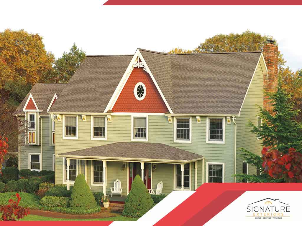 How to Match Your Roof and Siding