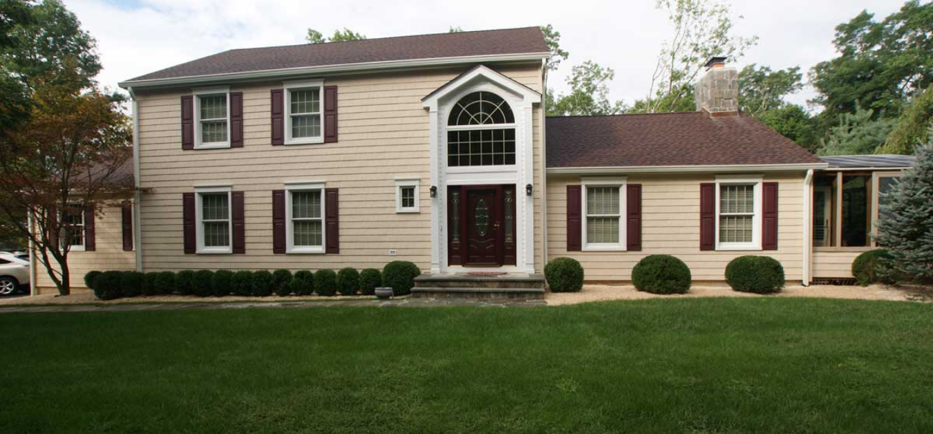 Vinyl Siding Provides All The Style With None Of The Hassle